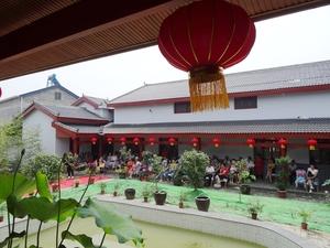 诗情画意的周庄见证了桂花村社会经济文化的巨大发展和历史的变迁。