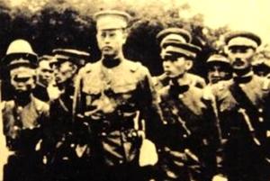 从这里走出去的邬震(1916-?桂花村邬家咀人),黄埔军校第十九期学员,后事不详。